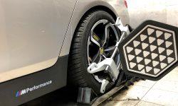 BMW F10 3D geometria kolies