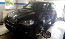 BMW X5 E70 3D geometria kolies